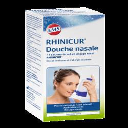 Rhinicur Douche Nasale + 4 Sachets Sel Rincage