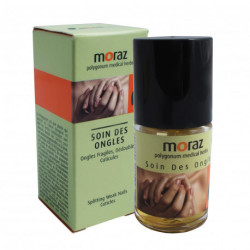 MORAZ SOIN FORTIF ONGLES - 14 ml