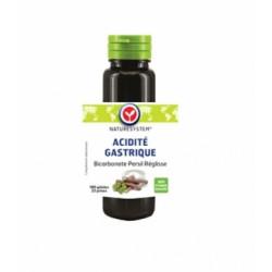 NATURESYSTEM ACID GASTRIQ - 100 Gélules