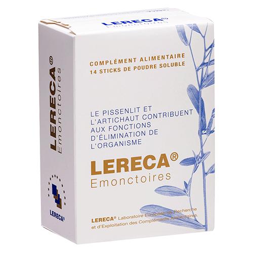 LERECA EMONCTOIRES - 14 Sachets sticks