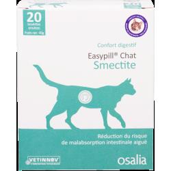 OSALIA EASYPILL CHAT SMECTITE - Sachet de 40 g