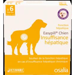 OSALIA EASYPILL CHIEN INSUFFISANCE HÉPATIQUE - 6 Barres de 28 g