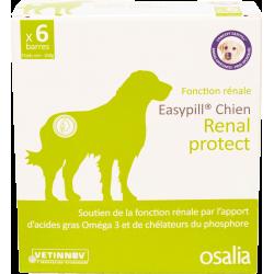 OSALIA EASYPILL CHIEN RENAL PROTECT - 6 Barres de 28 g