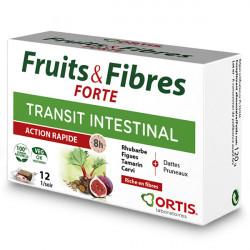 Ortis Fruits & Fibres Forte Cubes 2x6