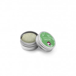 PACHAMAMAI DENTIFRICE SOLIDE AUX 2 MENTHES CRYSTAL - 20 g