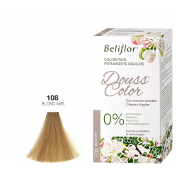 BELIFLOR COLORATION CHEVEUX DOUSSCOLOR N°108 Blond Miel - 131 ML