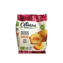Celiane Mini Muffins Abricot Bio 7pcs 200g