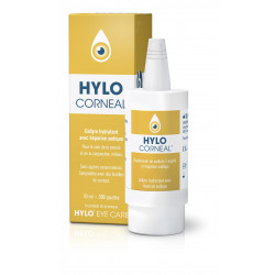 HYLO CORNEAL COLLYRE HYDRATANT - 10 ml