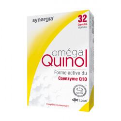 SYNERGIA OMEGA QUINOL CAPS 32