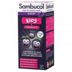 SYNPHONAT SAMBUCOL KIDS SP - 120 ml