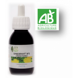 SYNPHONAT SYNERPHYT N°2 EMONCTOIRES - 100 ml