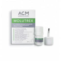 ACM MOLUTREX PRISE EN CHARGE DU MOLLUSCUM CONTAGIOSUM - 3 ml