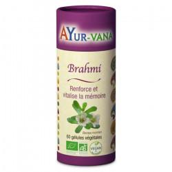 AYUR-VANA BRAHMI BIO (BACOPA MONNIERI) - 60 Gélules