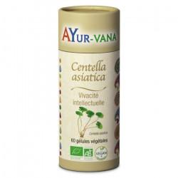 AYUR-VANA CENTELLA ASIATICA BIO (GOTU KOLA) - 60 Gélules