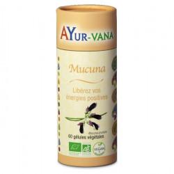 AYUR-VANA Mucuna Bio - 60 Gélules