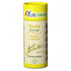 AYUR-VANA MUSTA - 60 Gélules