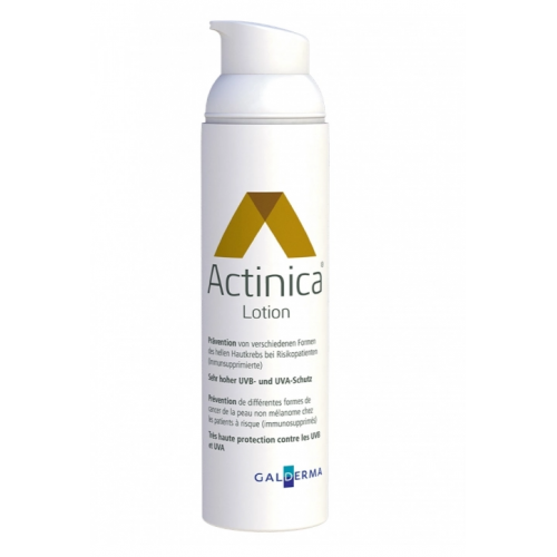 ACTINICA Lotion Pompe 80G