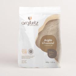 ARGILETZ ARGILE GHASSOUL ULTRA VENTILÉE POUDRE - 200 g
