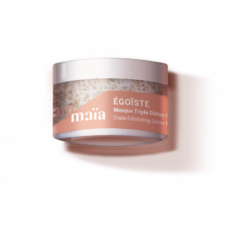 AIAM MAIA ÉGOÏSTE MASQUE TRIPLE DÉTOX GOMMANT - 30 ml