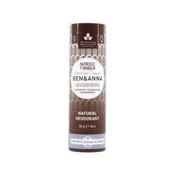 BEN & ANNA DEODORANT TUBE NORDIC TIMBER - 60 g