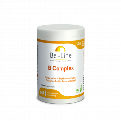 BE LIFE B COMPLEX - 60 Gélules
