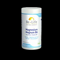 BE LIFE MAGNESIUM MAGNUM B6 - 90 Capsules
