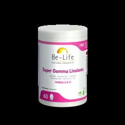 BE LIFE SUPER GAMMA LINOLENIC - 60 Capsules