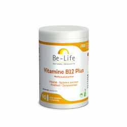 BE LIFE VITAMINE B12 PLUS BE LIFE - 90 Capsules
