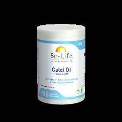 BE LIFE CALCI D3 - 90 Gélules