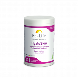 BE-LIFE HYALUSKIN - 60 Gélules