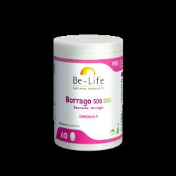 BE LIFE BORRAGO 500 - 60 Capsules
