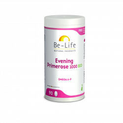 BE LIFE EVENING PRIMEROSE 1000 BIO - 90 Capsules