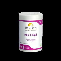 BE LIFE HAIR & NAIL - 90 Gélules