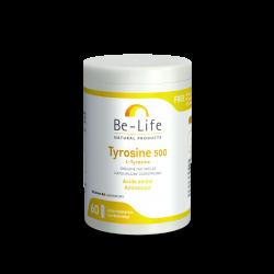 BE LIFE TYROSINE 500 - 60 Gélules