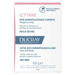 DUCRAY ICTYANE Pain Surgras - 100G