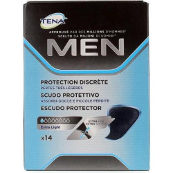 TENA MEN PROTECT EXTRA LIGHT SAC14
