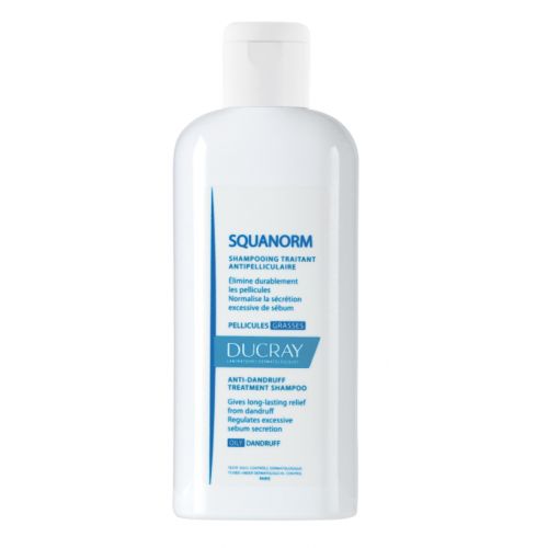 DUCRAY SQUANORM Shampooing Traitant Antipelliculaire -