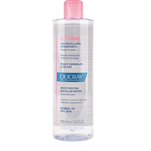 DUCRAY ICTYANE Eau Micellaire Hydratante - 400ML