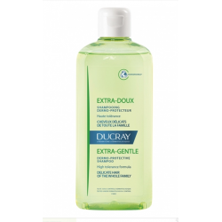 DUCRAY Extra Doux Shampooing Dermo-Protecteur - 400ML