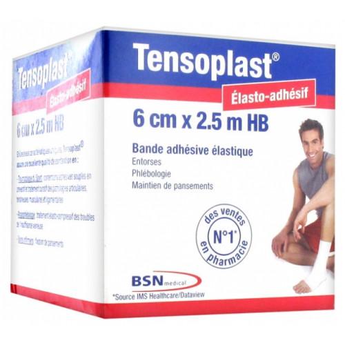 ELASTOPLAST TENSOPLAST HB EX-ELASTOPLASTE 6CM
