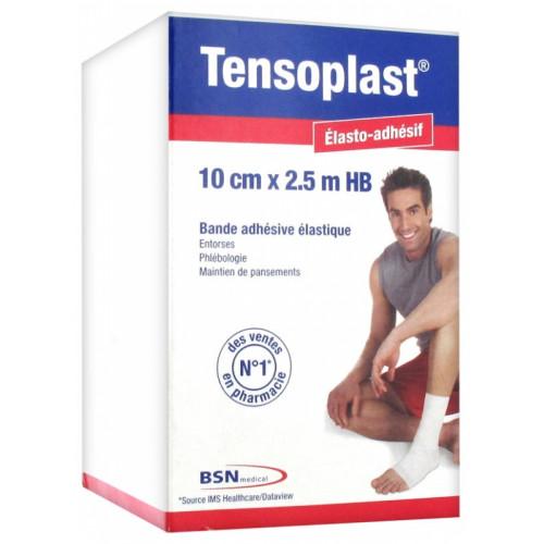 ELASTOPLAST TENSOPLAST HB EX-ELASTOPLASTE 10CM