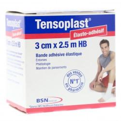 ELASTOPLAST TENSOPLAST HB EX-ELASTOPLASTE 3CM