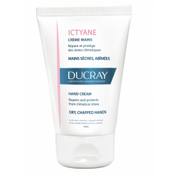DUCRAY ICTYANE Crème Mains - 50ML