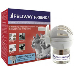 FELIWAY FRIENDS Diffuseur+ Recharge 48ML