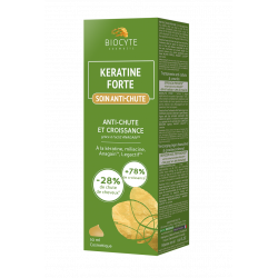 BIOCYTE KERATINE FORTE Soin Anti-Chute - 50 ml