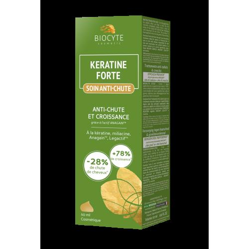 BIOCYTE KERATINE FORTE Soin Anti-Chute - 50 ml