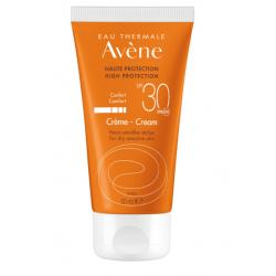 AVÈNE SOLAIRE Peaux Sensibles Crème SPF 30 - 50ML
