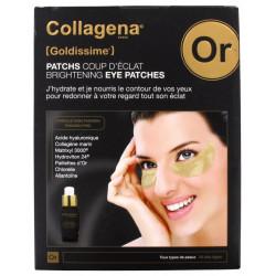 COLLAGENA GOLDISSIME PATCHS YEUX COUP D'ÉCLAT - 16 Patchs