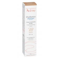 AVÈNE HYDRANCE BB-Riche Crème Hydratante Teintée SPF 30 - 40ML