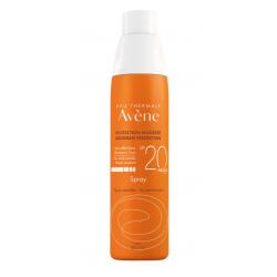 AVÈNE SOLAIRE Spray SPF 20 - 200ML